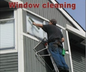 Window Cleaning in Coquitlam
