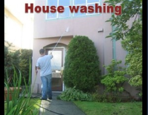 Home Pressure Washing in Coquitlam